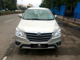 Toyota Innova 2014 for sale in good condition