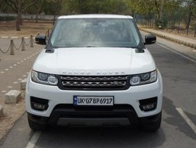 2016 Land Rover Range Rover Sport for sale at low price