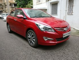 Good as new 2015 Hyundai Verna for sale