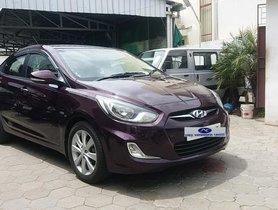 Good as new Hyundai Verna 2012 for sale
