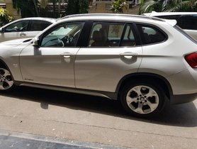 BMW X1 sDrive20d 2011 for sale at low price