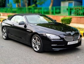 BMW 6 Series 650i Convertible 2013 for sale in best deal