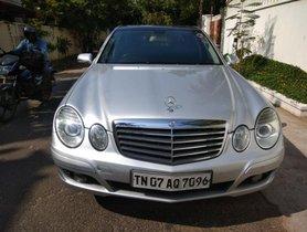 Mercedes Benz E Class 2008 for sale