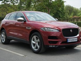 Used 2017 Jaguar F Pace for sale