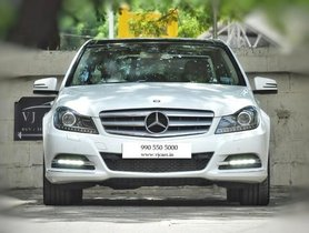 2013 Mercedes Benz C-Class for sale at low price
