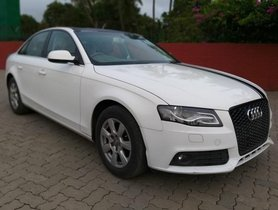 Audi A4 1.8 TFSI 2012 for sale in best price