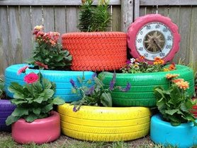 What To Do With Used Tyres? 7 Brilliant Ways To Reuse And Recycle Old Tires