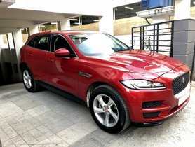 2018 Jaguar F Pace for sale at low price