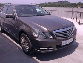 2012 Mercedes Benz E Class for sale