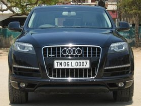 Used Audi Q7 car for sale at low price