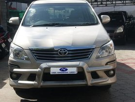 Toyota Innova 2013 for sale in great deal