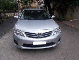 Used 2011 Toyota Corolla Altis for sale in good price