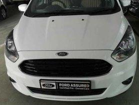 Used 2017 Ford Aspire car at low price in Jaipur