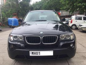 Good as new BMW X3 2010 for sale in Thane