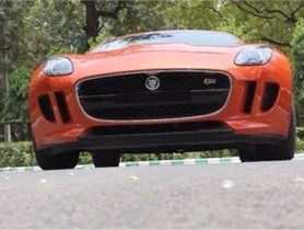 Good as new 2015 Jaguar F Type for sale