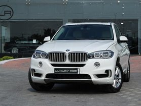 Good as new 2017 BMW X5 for sale at low price