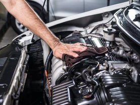 The detailed guide on how to clean the engine bay
