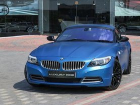 Good as new BMW Z4 2013 at the best price
