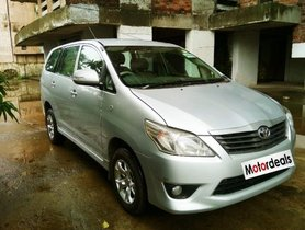 Good 2013 Toyota Innova for sale