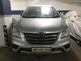 Good as new Toyota Innova 2013 by owner