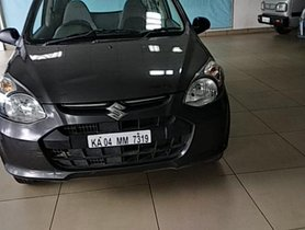 Good as new 2013 Maruti Suzuki Alto 800 for sale