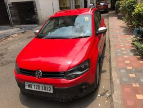 Good Volkswagen CrossPolo 1.5 TDI 2015 by owner