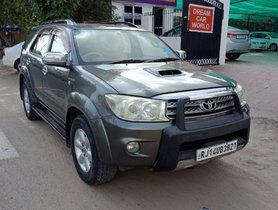 Good as new Toyota Fortuner 3.0 Diesel 2009 for sale