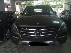 Used 2012 Mercedes Benz M Class car at low price