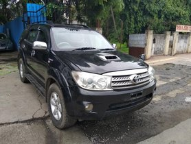 Used Toyota Fortuner car at low price in Pune