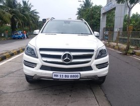 Used Mercedes Benz GL-Class 350 CDI Blue Efficiency 2015 by owner