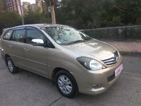 Good Toyota Innova 2.5 VX 7 STR BSIV 2010 for sale