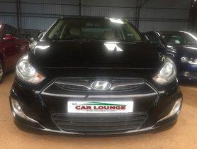 Good as new Hyundai Verna 1.6 SX 2013 for sale