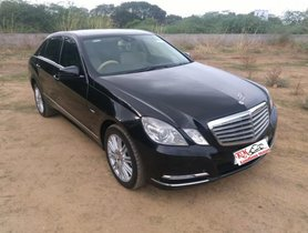 Used 2011 Mercedes Benz E Class for sale