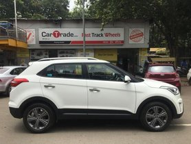 Used 2016 Hyundai Creta for sale in Thane
