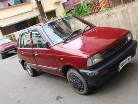 Good as new Maruti Suzuki 800 2001 in Kolkata