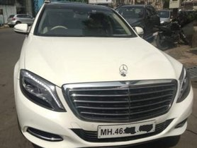 Mercedes Benz S Class S 350 CDI 2015 by owner in Mumbai
