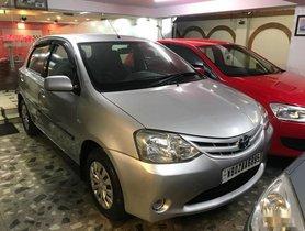 Good as new 2012 Toyota Etios Liva for sale in Kolkata