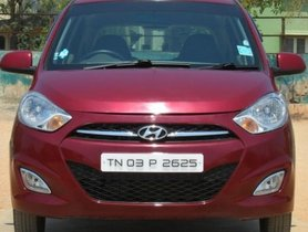 Well-maintained 2014 Hyundai i10 for sale