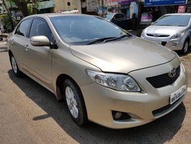 Well-kept 2011 Toyota Corolla Altis for sale at low price