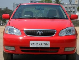 Well-maintained Toyota Corolla 2005 for sale