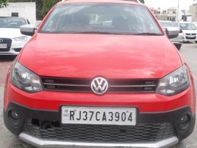 Used 2014 Volkswagen CrossPolo car at low price