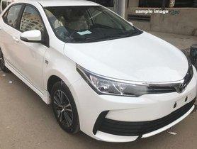 Good condition 2013 Toyota Corolla Altis for sale