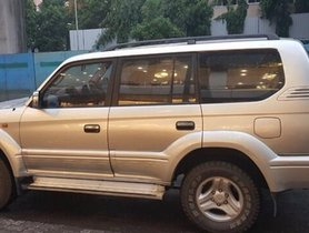 Good as new Toyota Land Cruiser Prado 2000 by owner