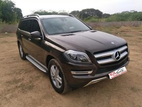 Used Mercedes Benz GL-Class 350 CDI Blue Efficiency 2016 by owner