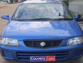 Blue 2007 Maruti Suzuki Alto for sale