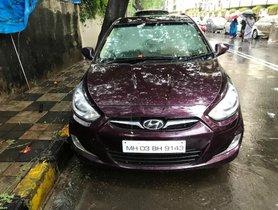 2013 Hyundai Verna for sale at low price in Mumbai