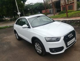 Good as new Audi Q3 2.0 TDI 2014 in Pune