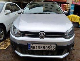 Good Volkswagen Cross Polo 1.2 TDI 2014 in Pune