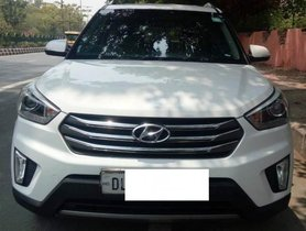 Good as new 2016 Hyundai Creta for sale at low price