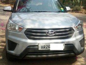 Silver 2017 Hyundai Creta for sale